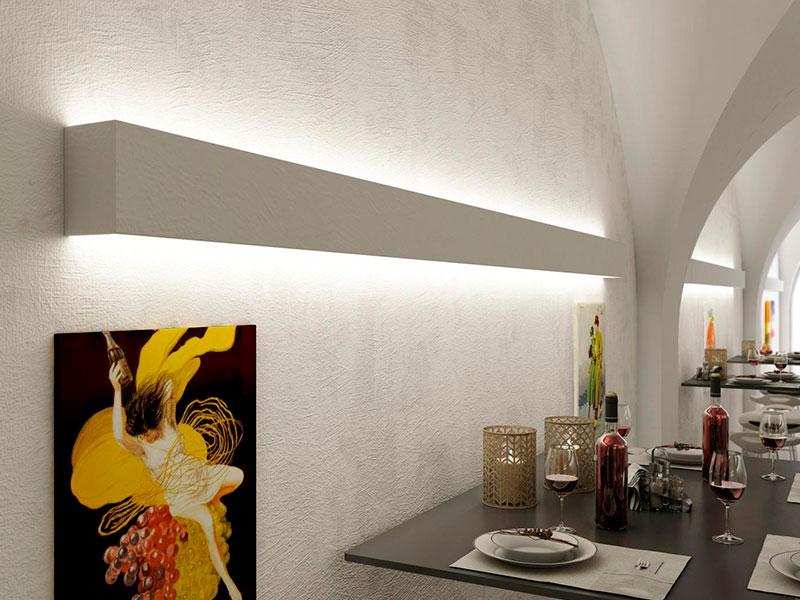 Nuova collezione lampade in gesso