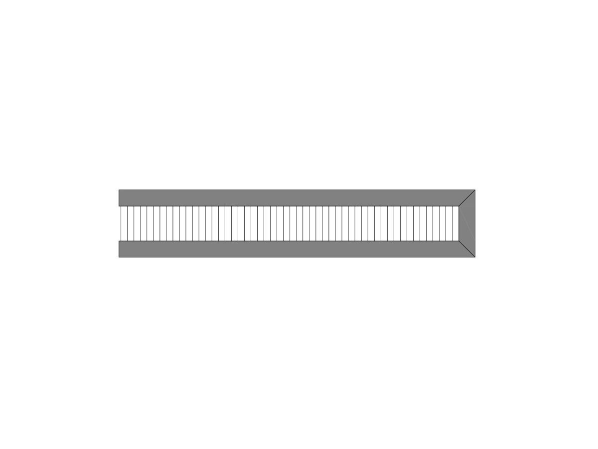 Shelves-sezione