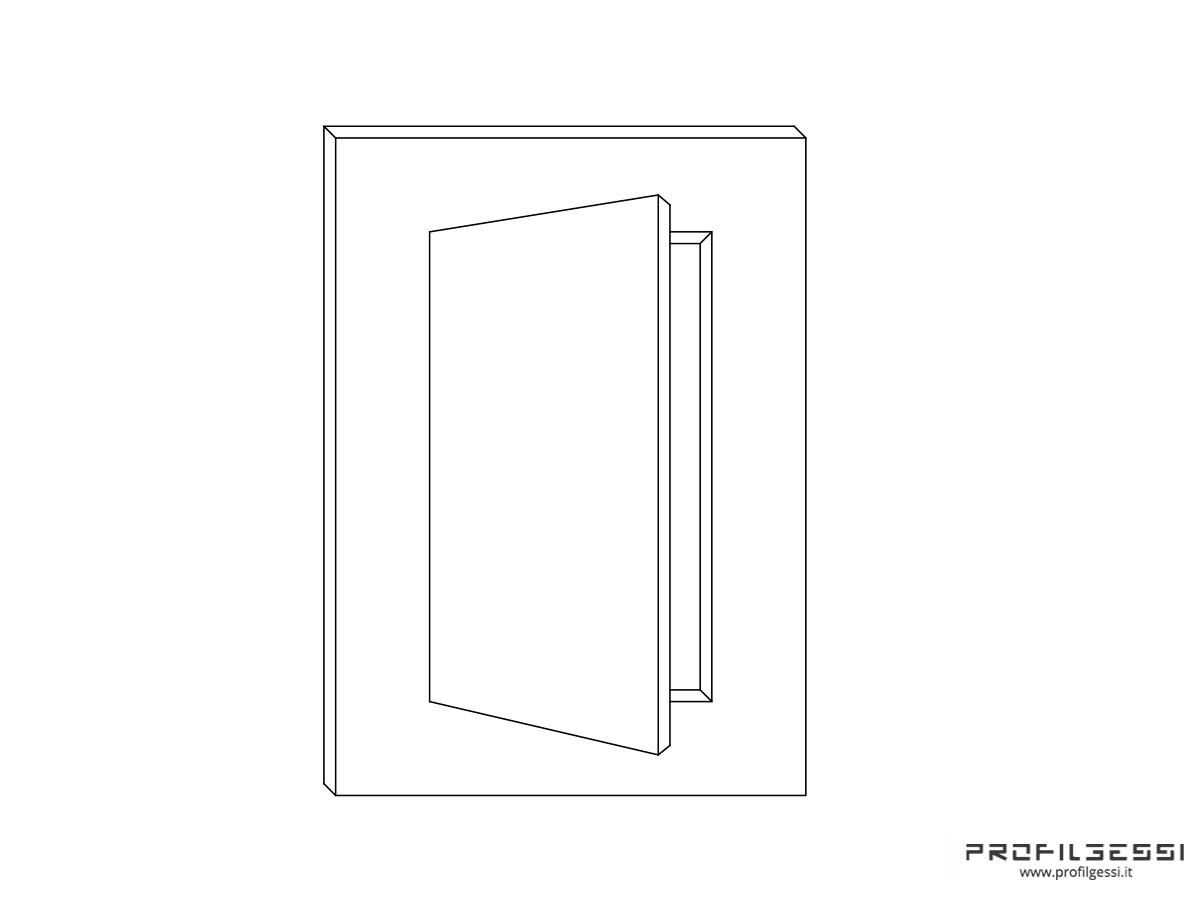 Inspection door series-859