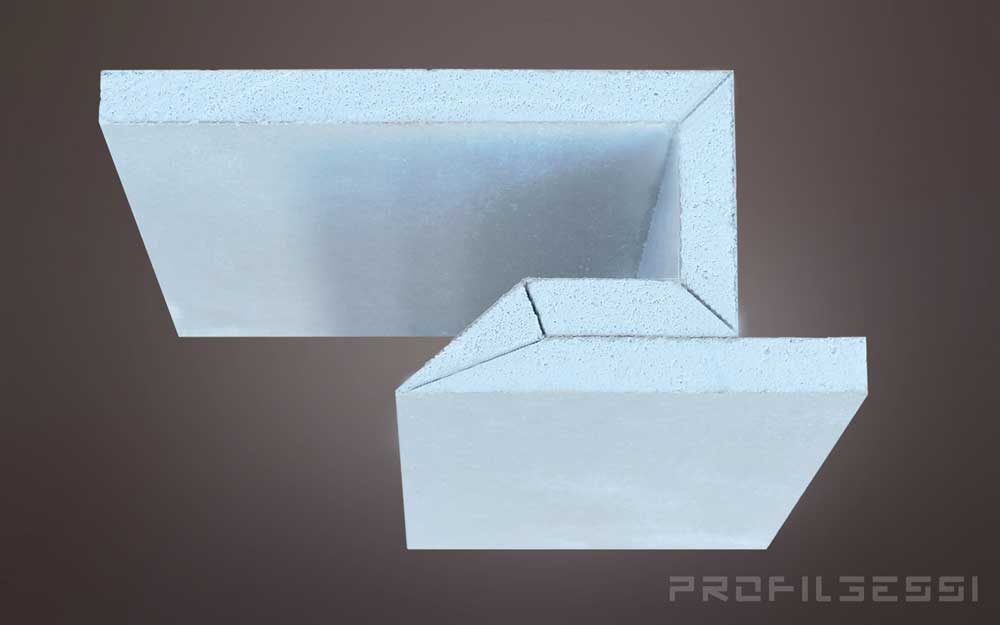 Led profiles for angle-1224