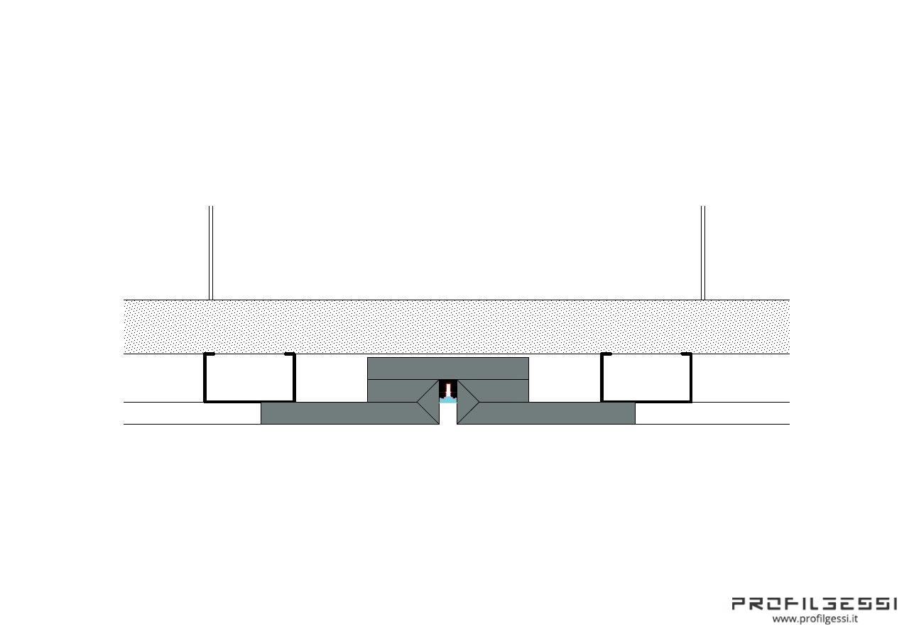 Profilo led piano Microline-1605