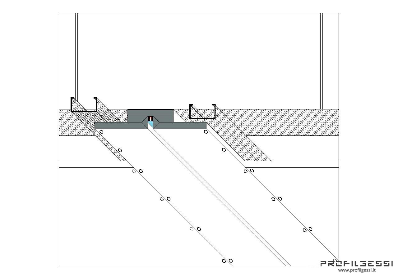 Profilo led piano Microline-1606