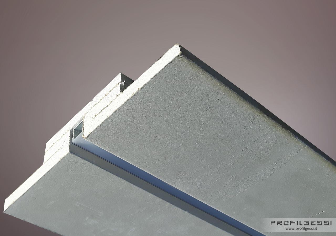 Profilo led piano Microfuga-1595
