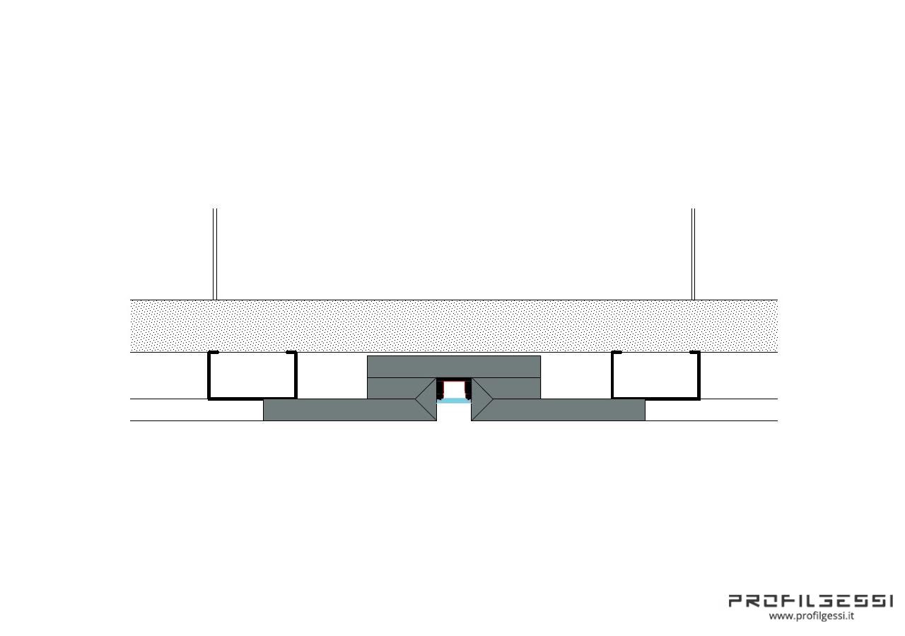 Profilo led piano Microfuga-1590